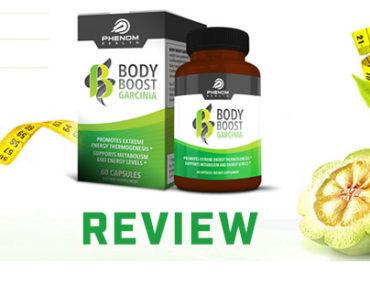 Body Boost Garcinia Phenom Health Reviews
